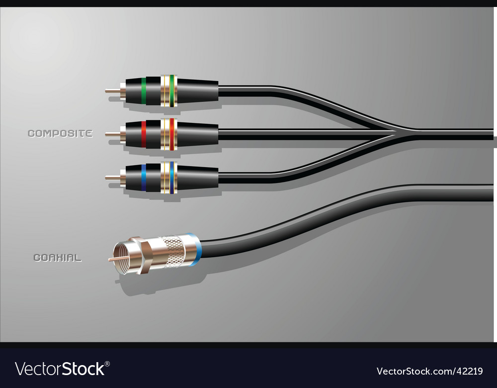 Cables vector   Price: 1 Credit (USD $1)