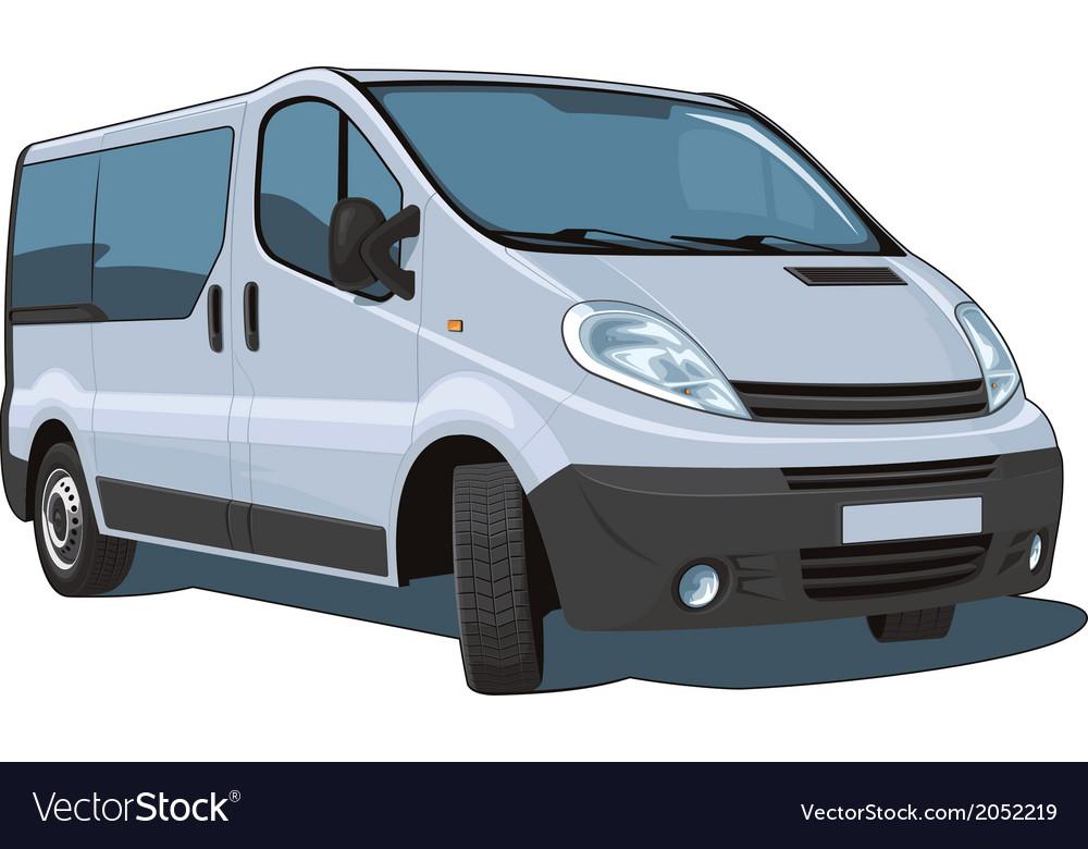 Van vector   Price: 3 Credit (USD $3)