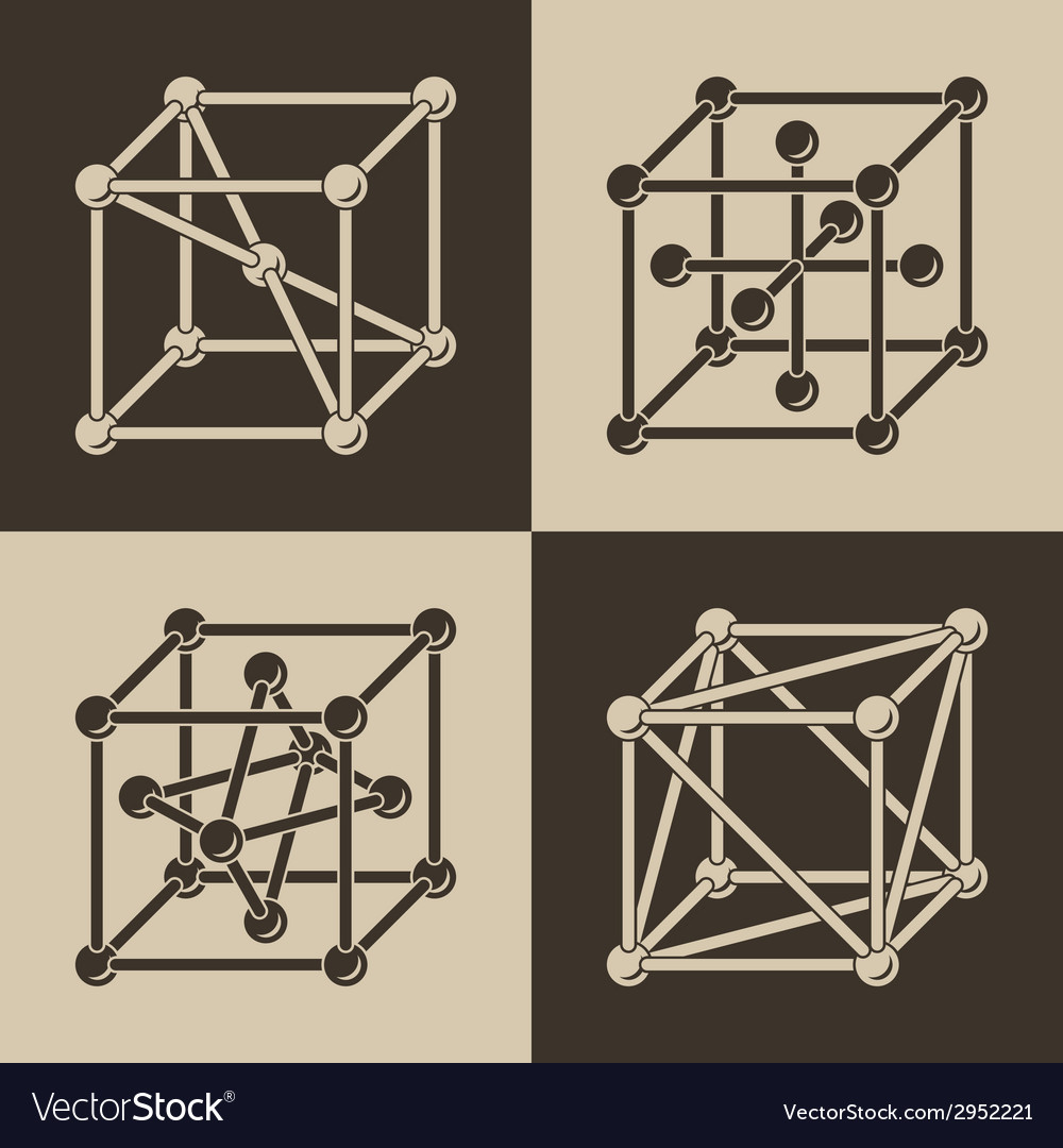 Cubeframe vector | Price: 1 Credit (USD $1)