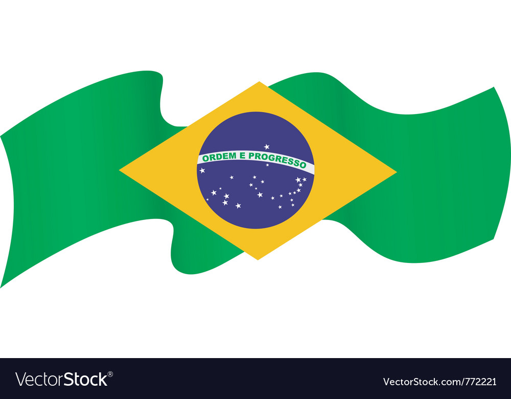 Symbols of brazil vector | Price: 1 Credit (USD $1)