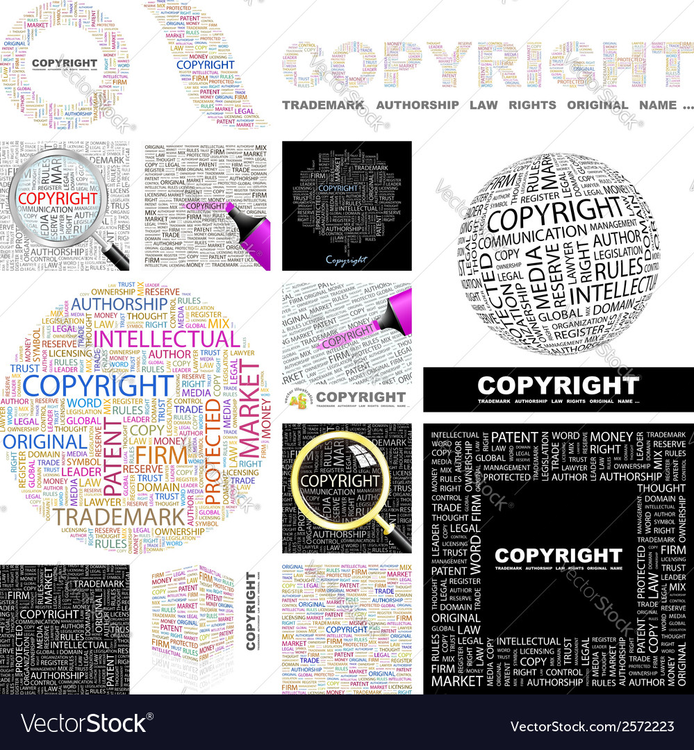 Copyright vector | Price: 1 Credit (USD $1)