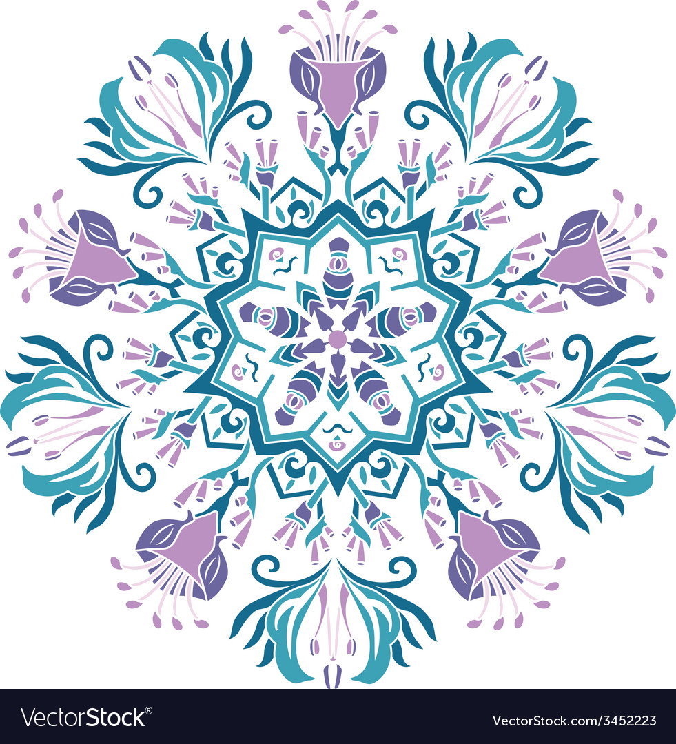 Mandala papua vector | Price: 1 Credit (USD $1)