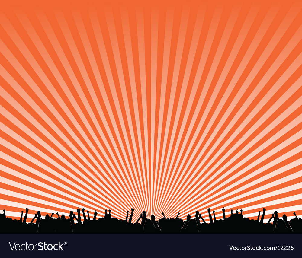 Concert background design vector | Price: 1 Credit (USD $1)