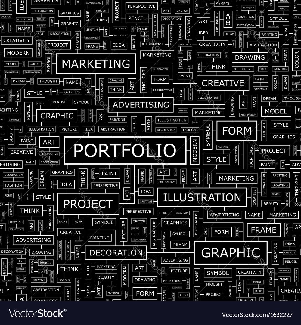 Portfolio vector | Price: 1 Credit (USD $1)