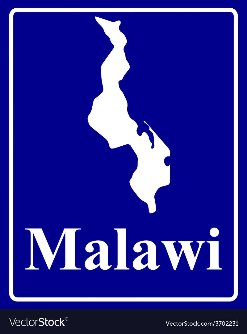 Malawi vector | Price: 1 Credit (USD $1)