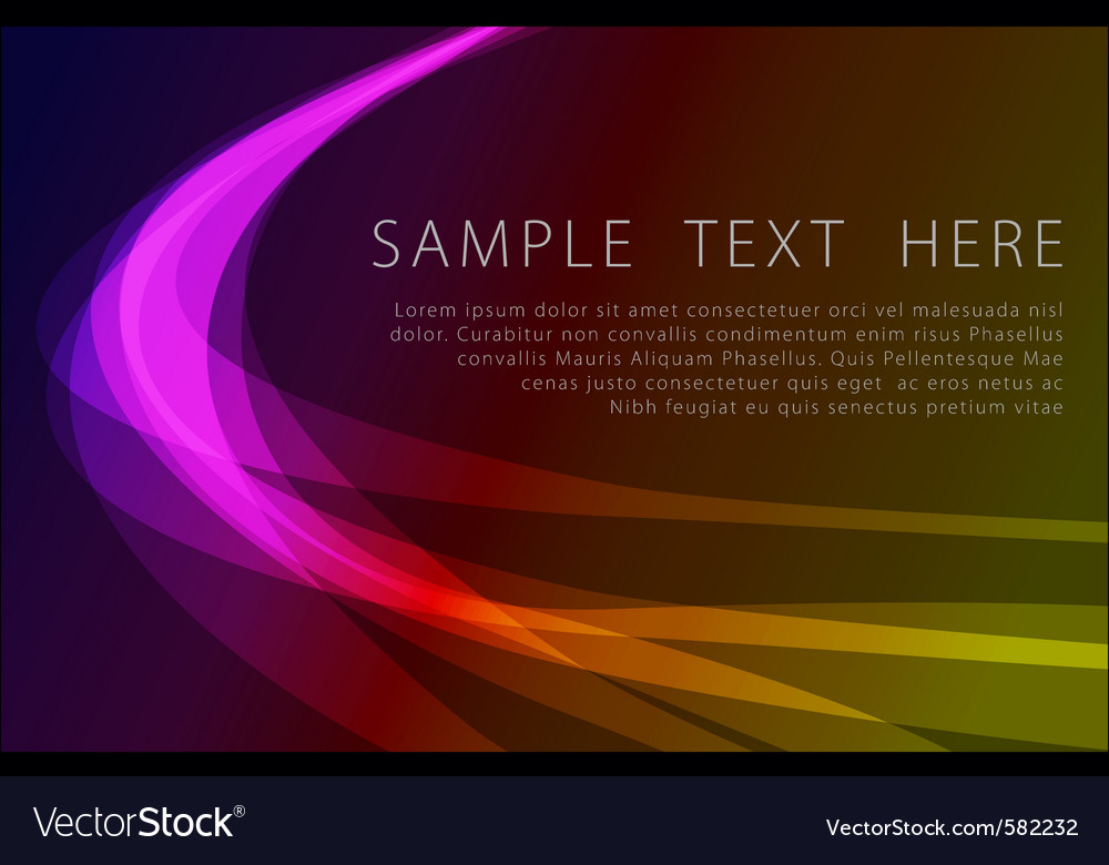 Abstract powerful background vector | Price: 1 Credit (USD $1)