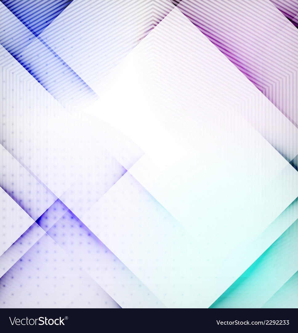 Geometric diamond shape abstract background vector | Price: 1 Credit (USD $1)
