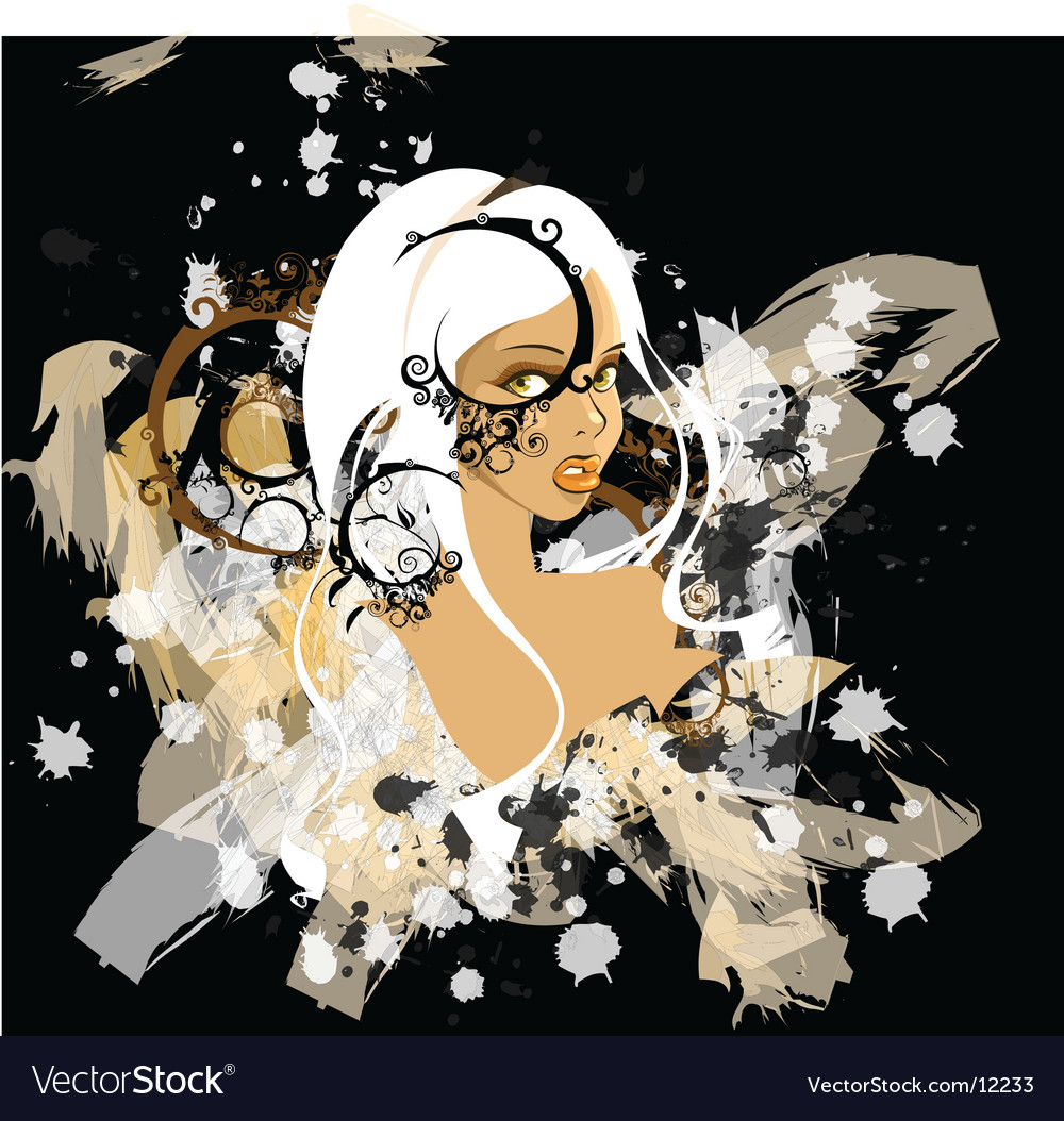 Sexy girl illustration vector   Price: 5 Credit (USD $5)