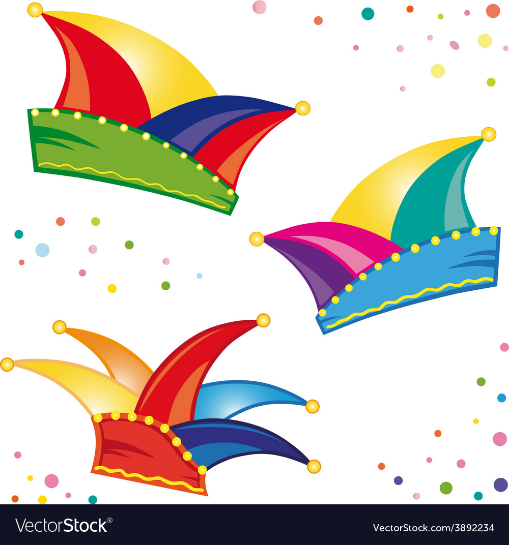 Carnival confetti vector | Price: 1 Credit (USD $1)