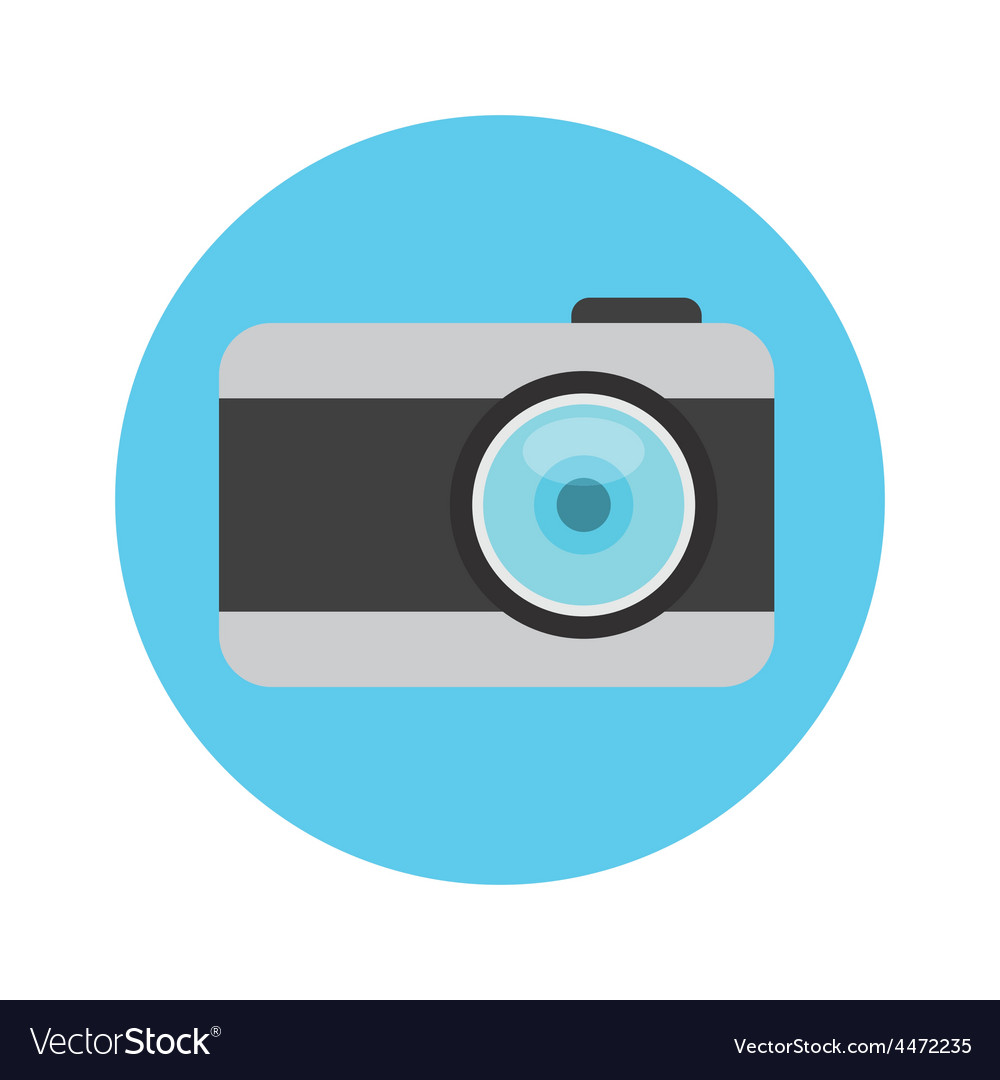 Camera concept vector | Price: 1 Credit (USD $1)