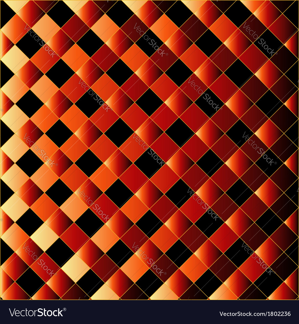 Decorative grid background vector | Price: 1 Credit (USD $1)