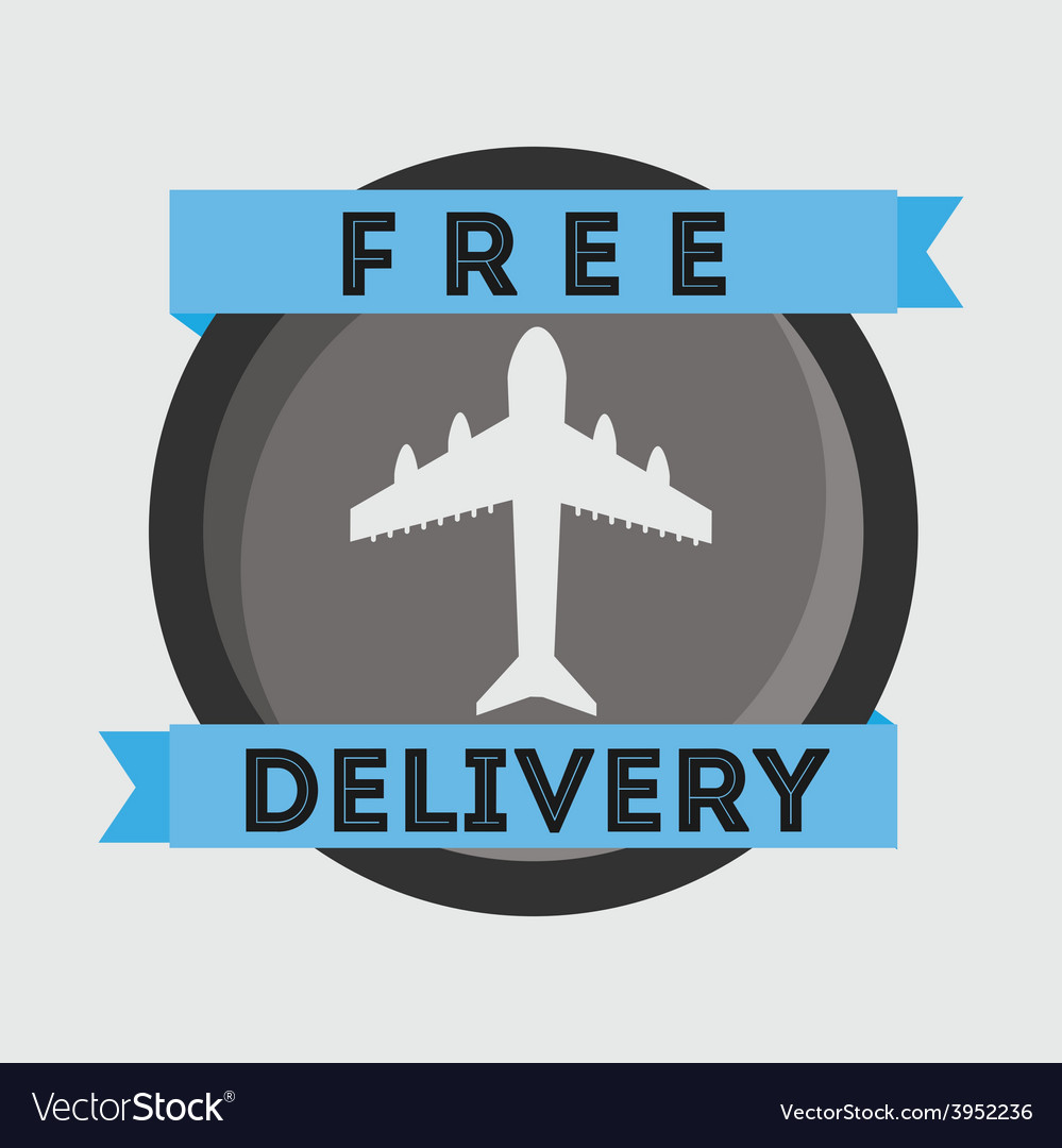 Fast delivery vector | Price: 1 Credit (USD $1)