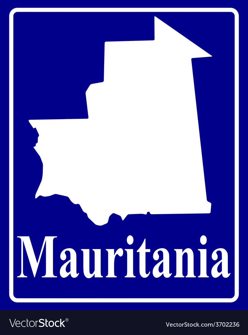 Mauritania vector | Price: 1 Credit (USD $1)