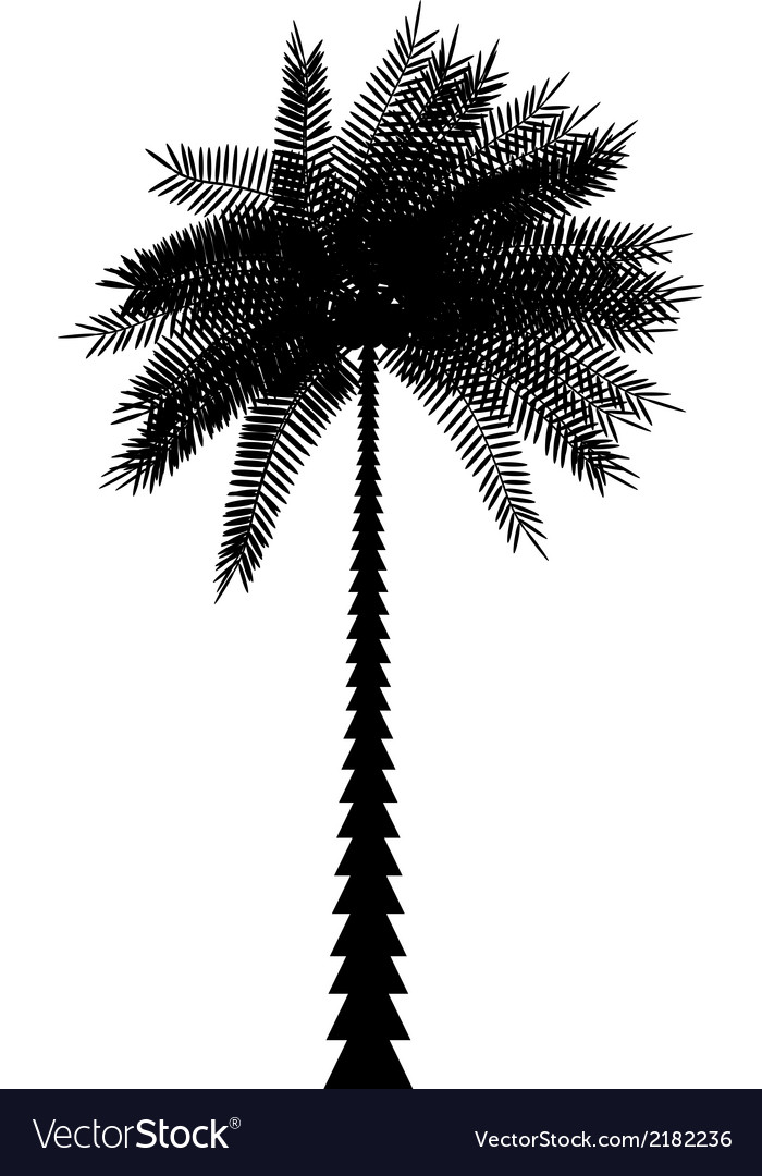 Palm icon vector | Price: 1 Credit (USD $1)