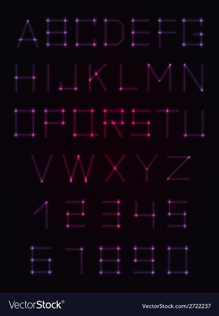 Decorative alphabet vector   Price: 1 Credit (USD $1)