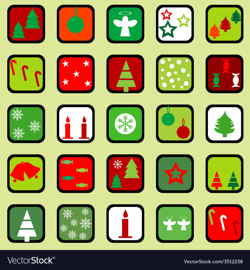 Wrapping paper for christmas vector | Price: 1 Credit (USD $1)