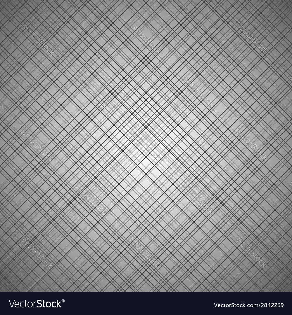 Monochrome seamless pattern with cross lines vector | Price: 1 Credit (USD $1)