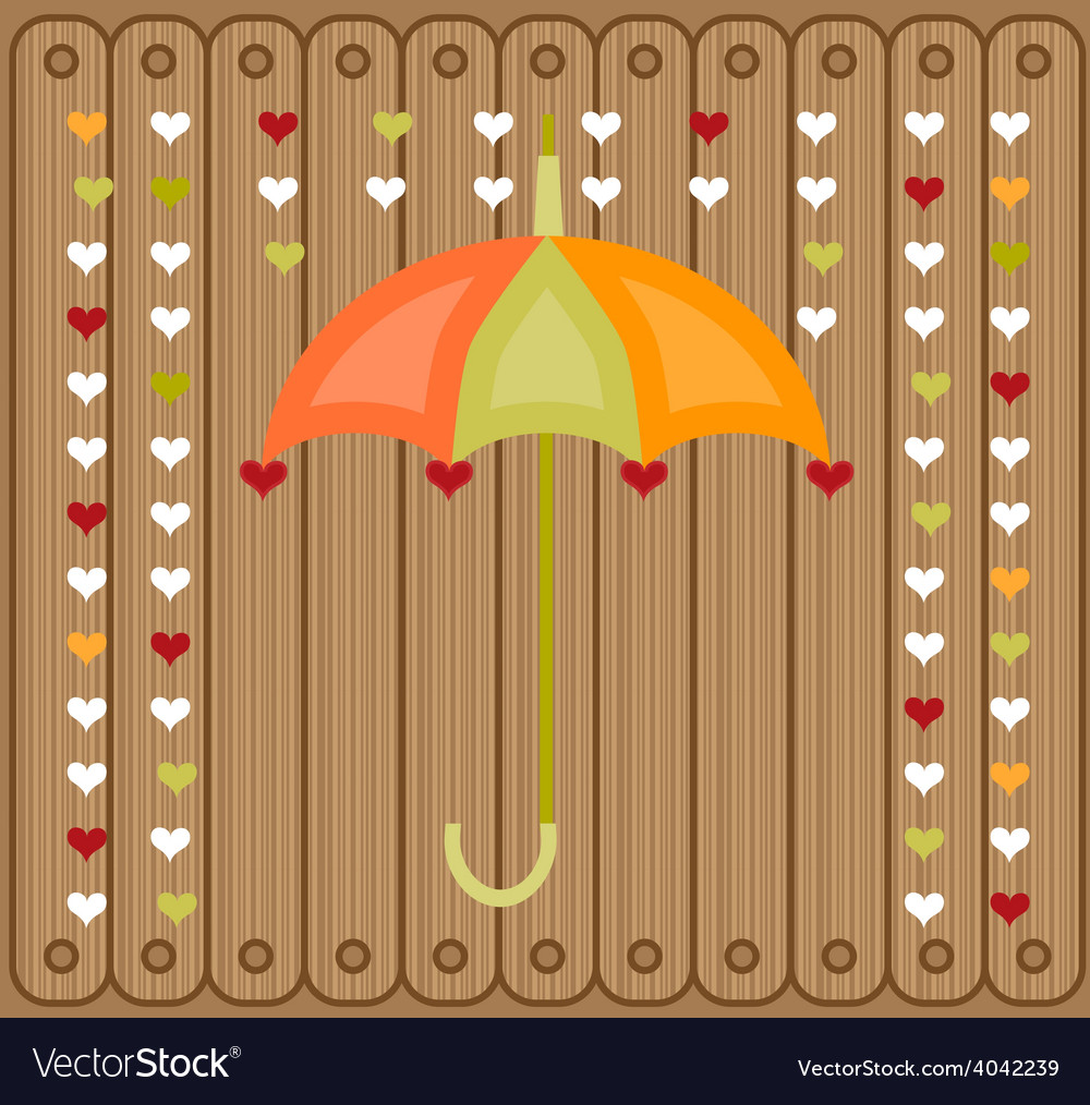 Picture of umbrella vector | Price: 1 Credit (USD $1)