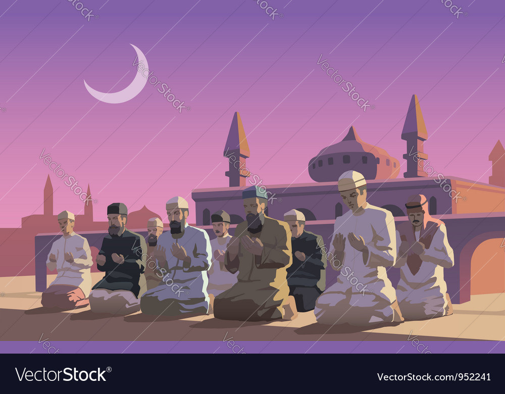 Ramadan vector | Price: 3 Credit (USD $3)