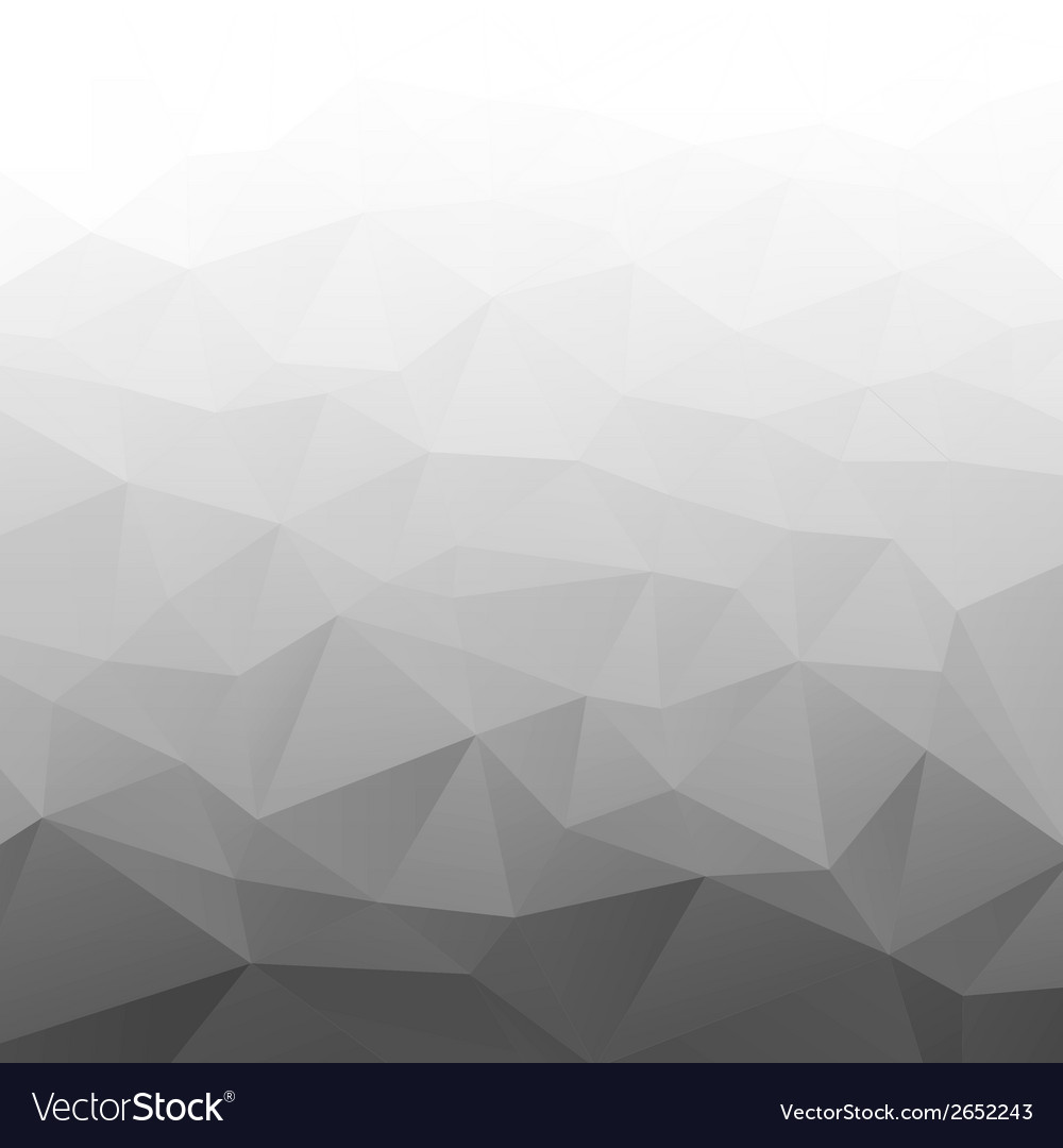 Abstract gradient gray geometric background vector | Price: 1 Credit (USD $1)