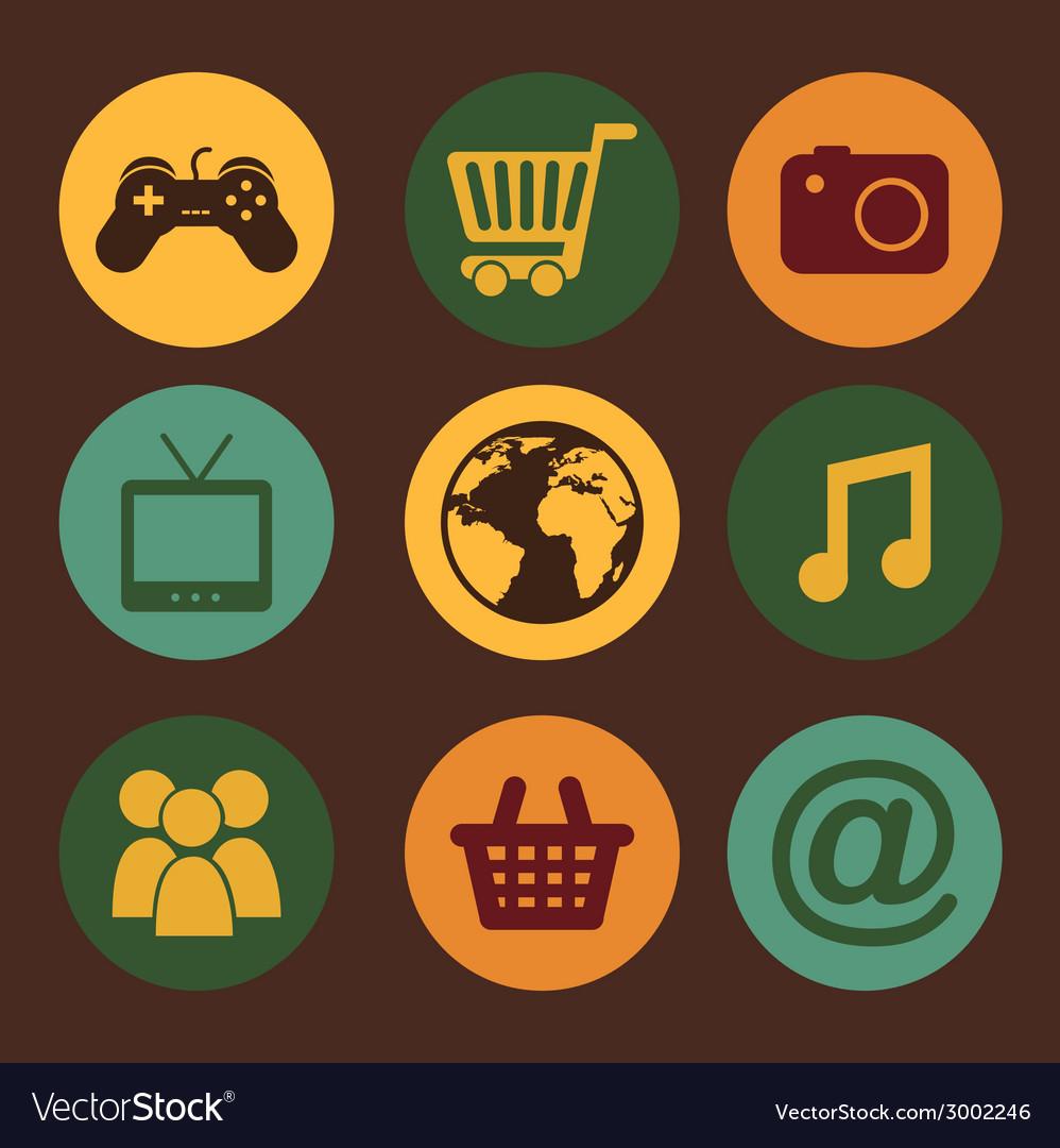 Multimedia design vector   Price: 1 Credit (USD $1)