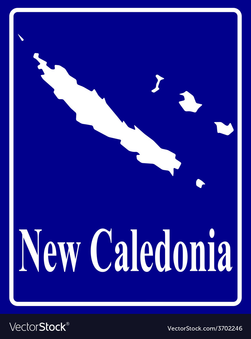 New caledonia vector | Price: 1 Credit (USD $1)