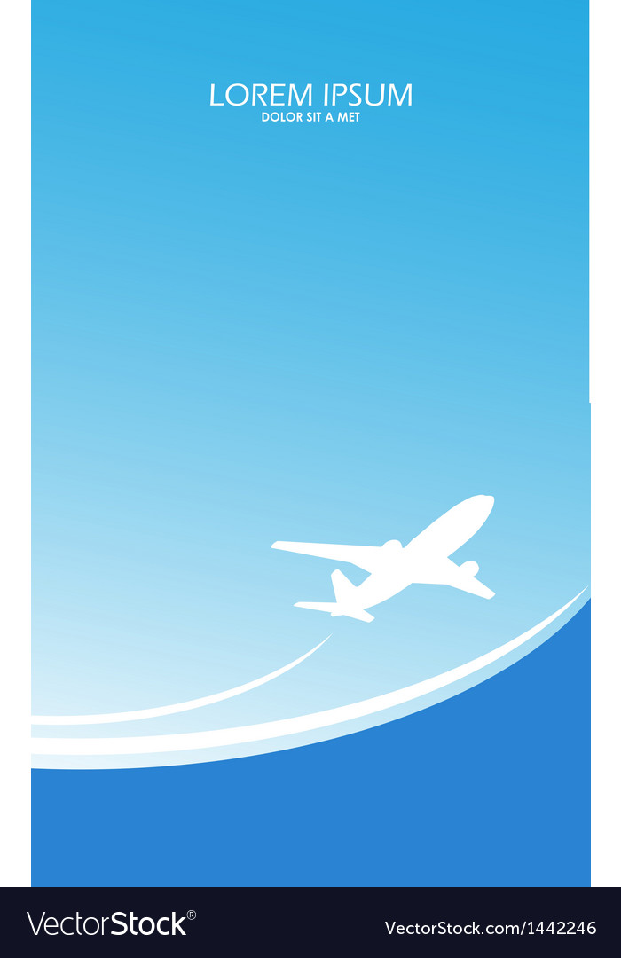 Travel ticket vector | Price: 1 Credit (USD $1)