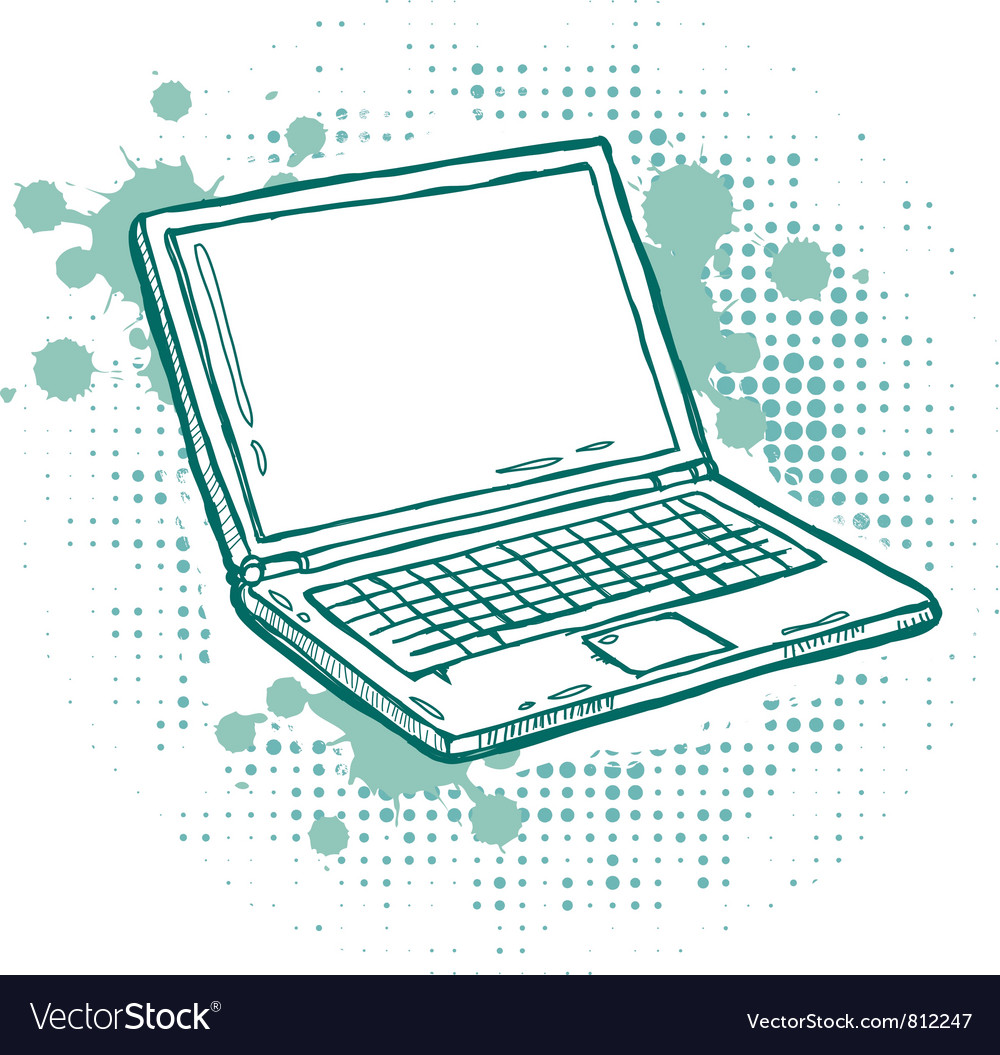 Grunge notebook vector | Price: 1 Credit (USD $1)