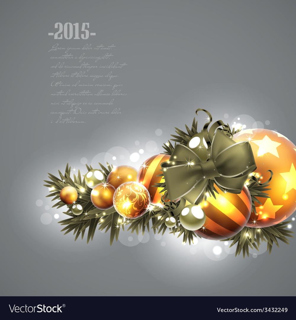 Christmas design vector | Price: 3 Credit (USD $3)