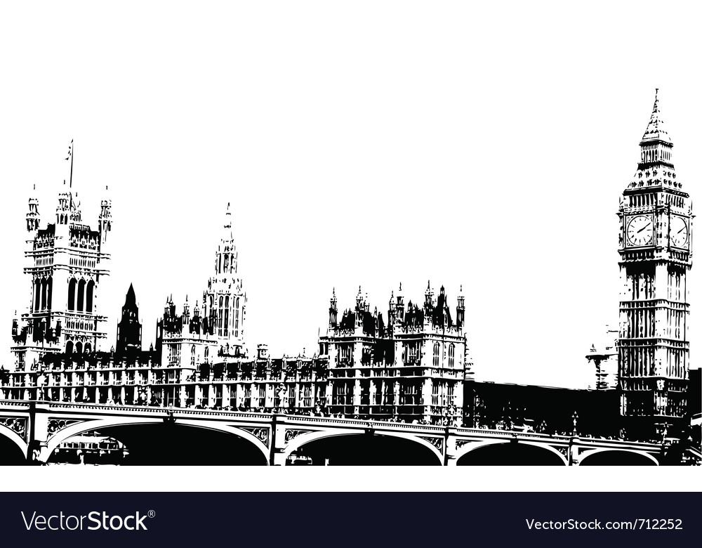 London grunge vector | Price: 1 Credit (USD $1)