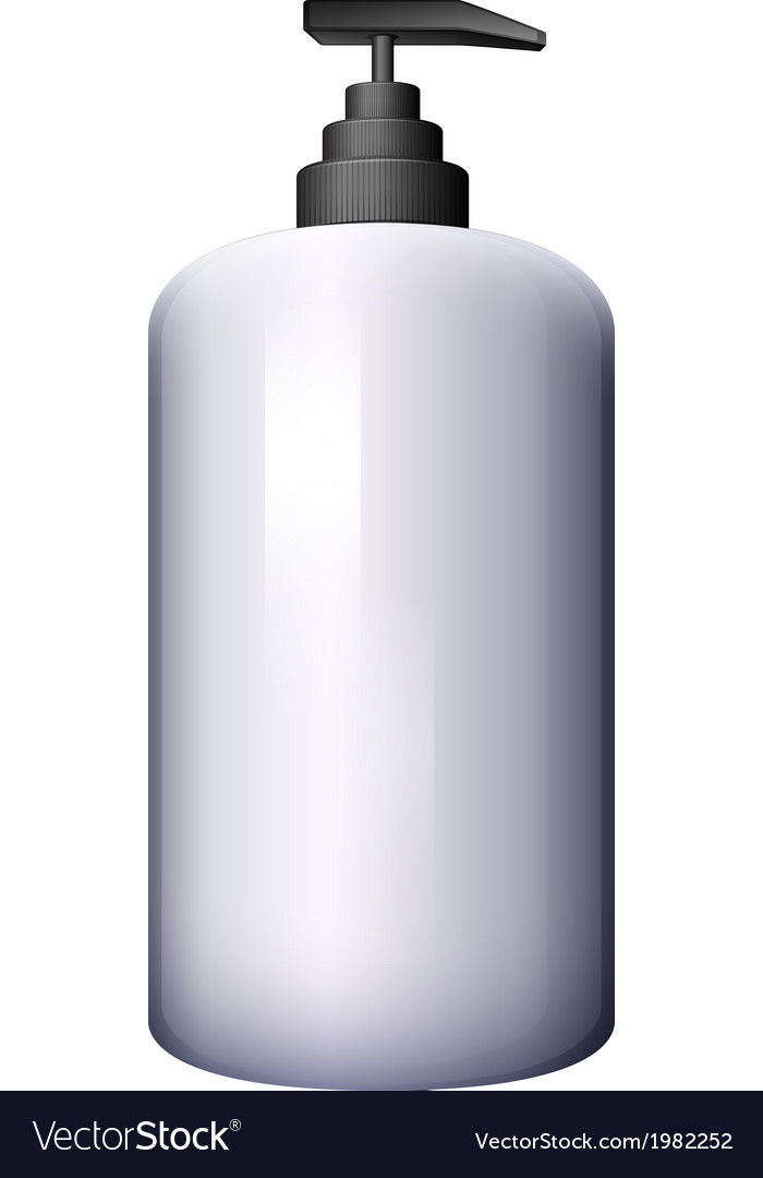 Medical bottle vector | Price: 1 Credit (USD $1)