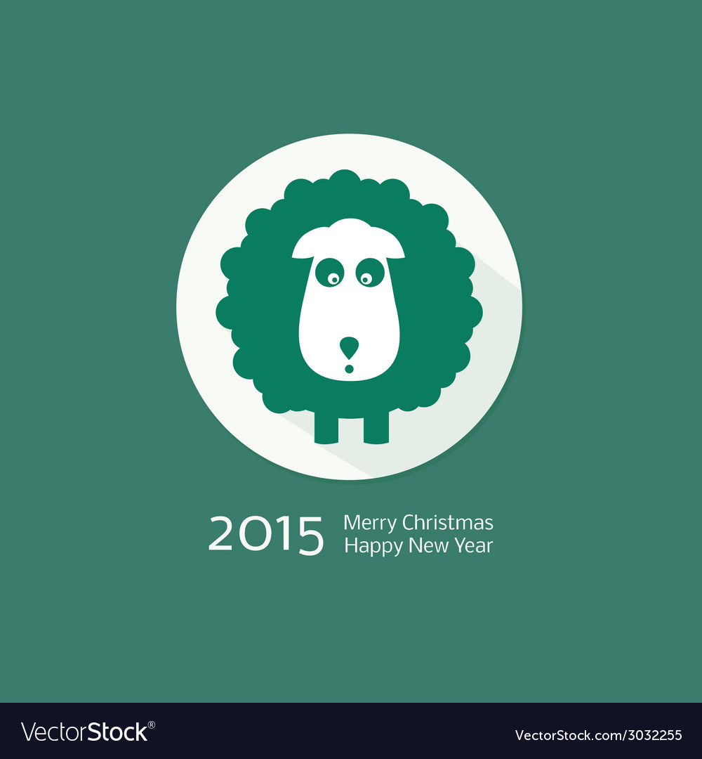 Chinese zodiac 2015 vector | Price: 1 Credit (USD $1)