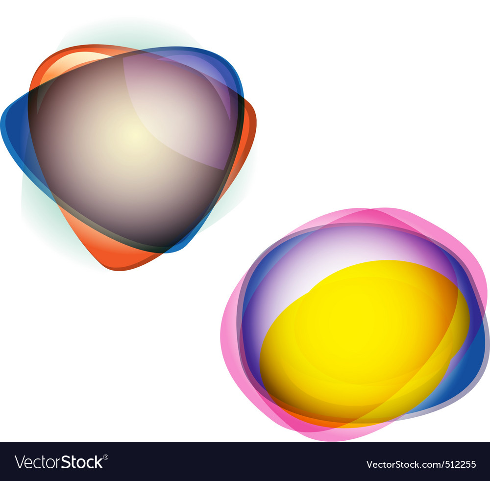Color blob vector | Price: 1 Credit (USD $1)