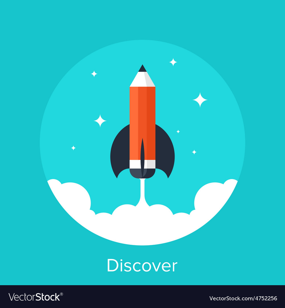 Discover vector | Price: 1 Credit (USD $1)