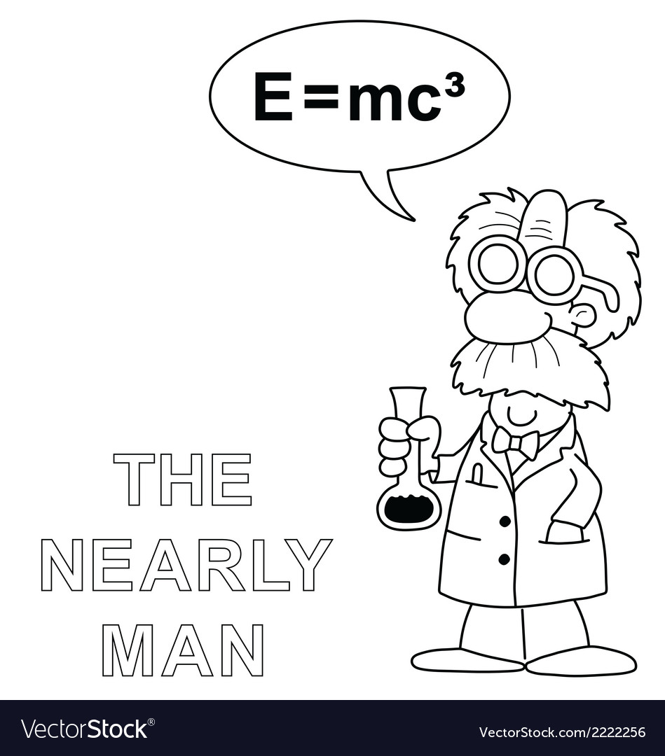 The nearly man vector | Price: 1 Credit (USD $1)