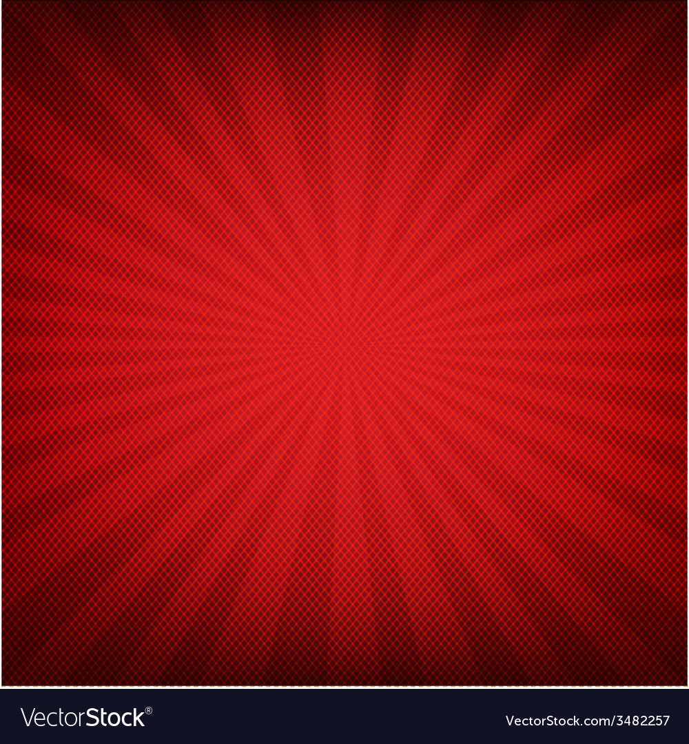Red burst poster vector