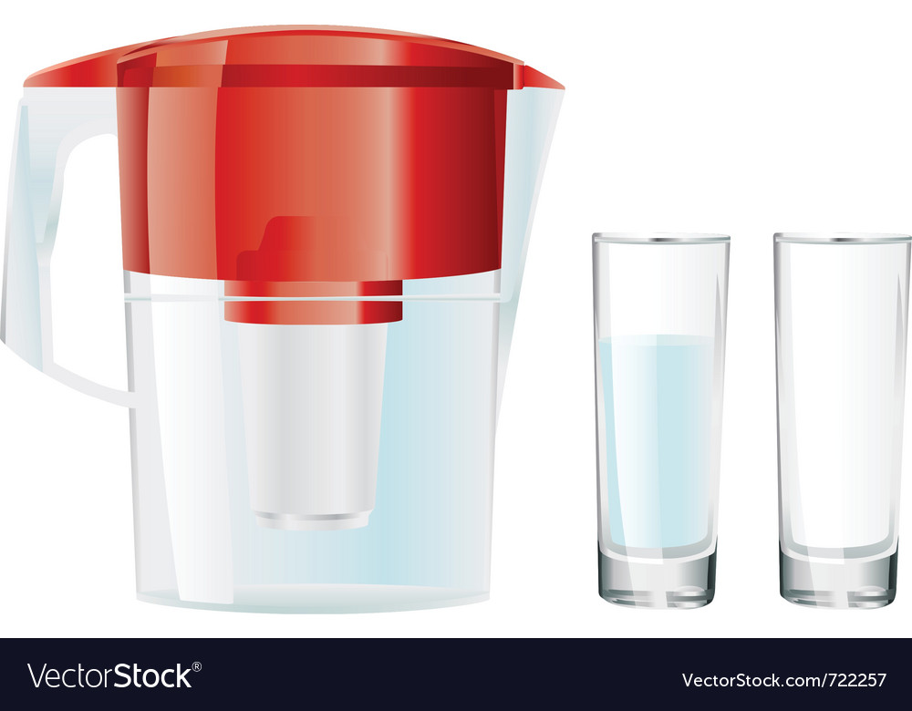 Water jug vector | Price: 1 Credit (USD $1)
