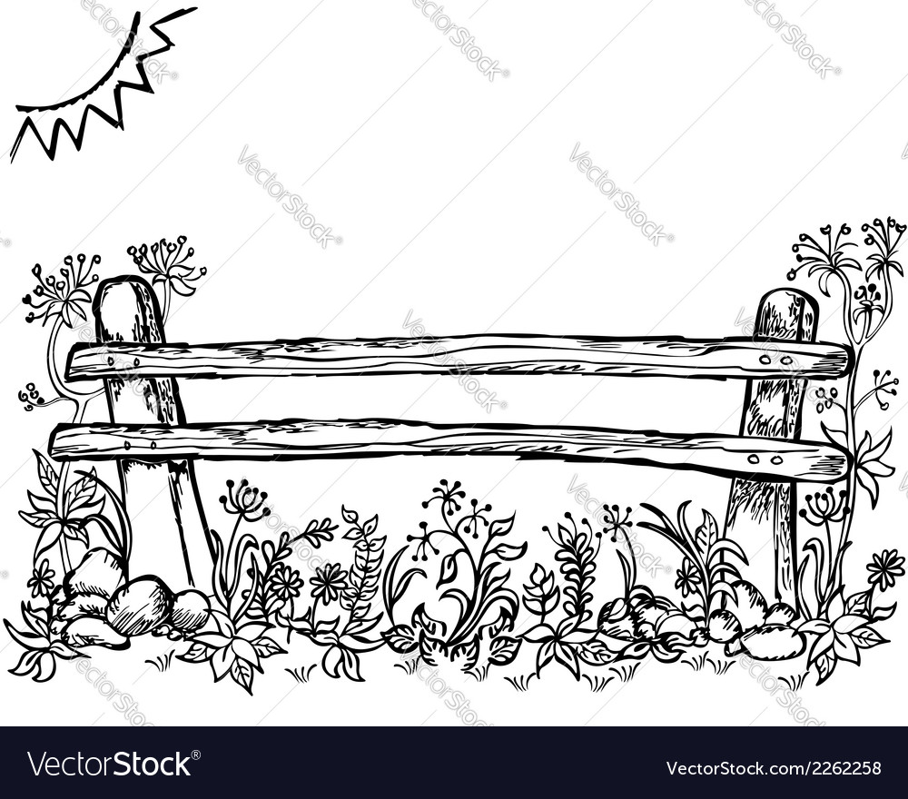 Fence black vector | Price: 1 Credit (USD $1)