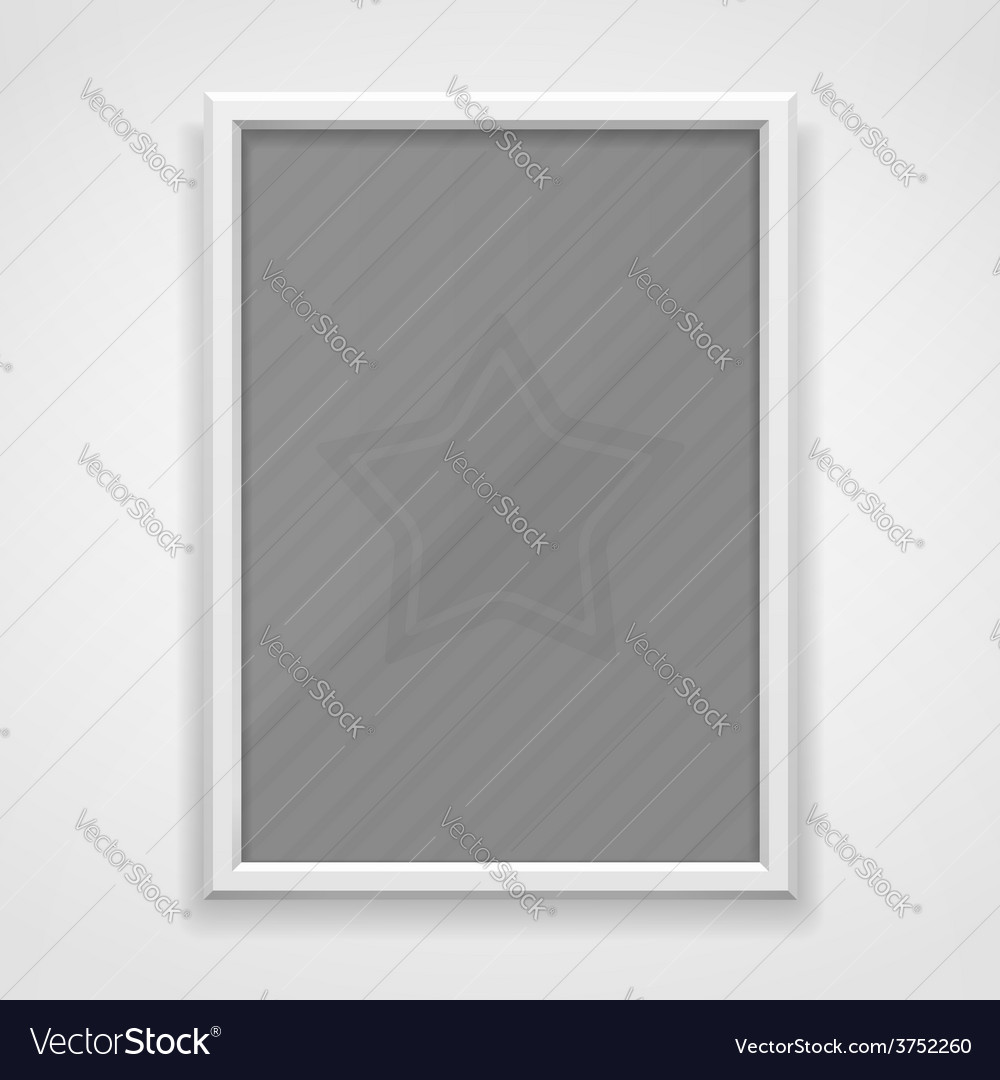 A4 frame vector | Price: 1 Credit (USD $1)