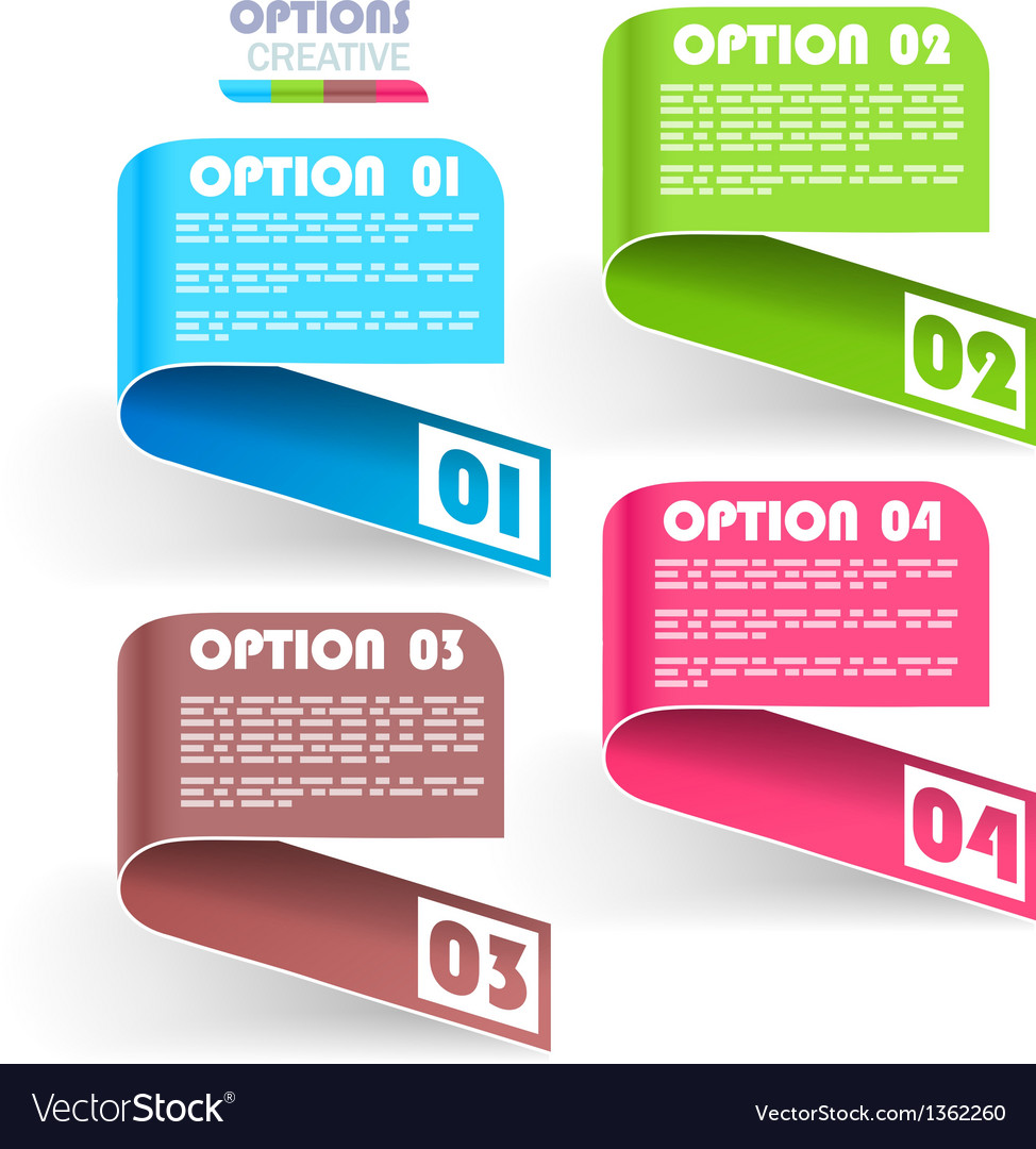 Collection of info items vector | Price: 1 Credit (USD $1)