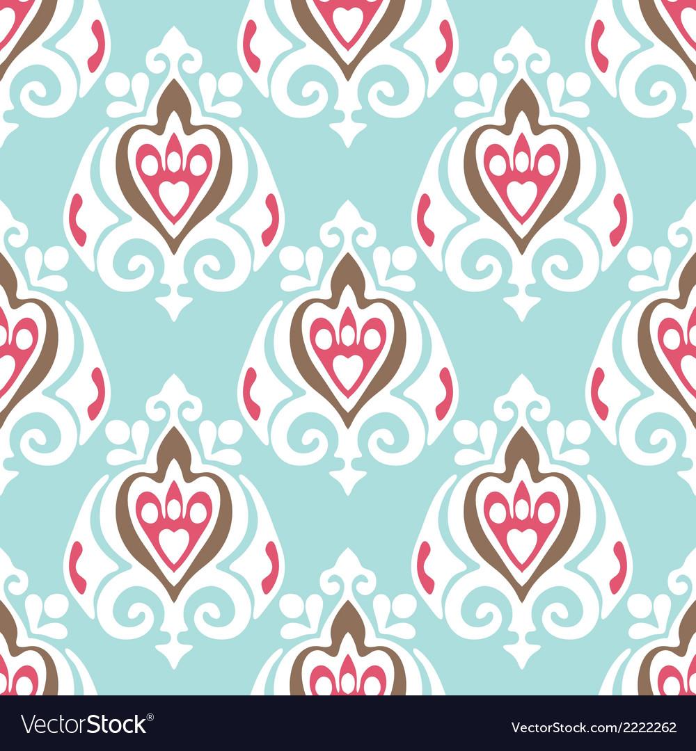 Cute seamless design vector | Price: 1 Credit (USD $1)