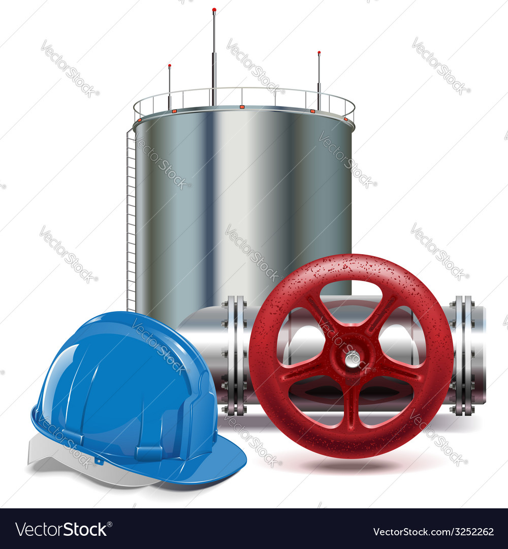 Oil industry vector | Price: 3 Credit (USD $3)