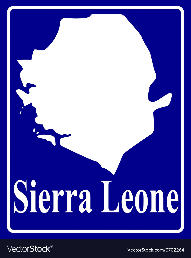 Sierra leone vector | Price: 1 Credit (USD $1)