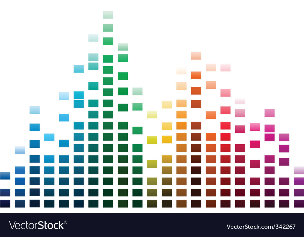Musical waves vector   Price: 1 Credit (USD $1)