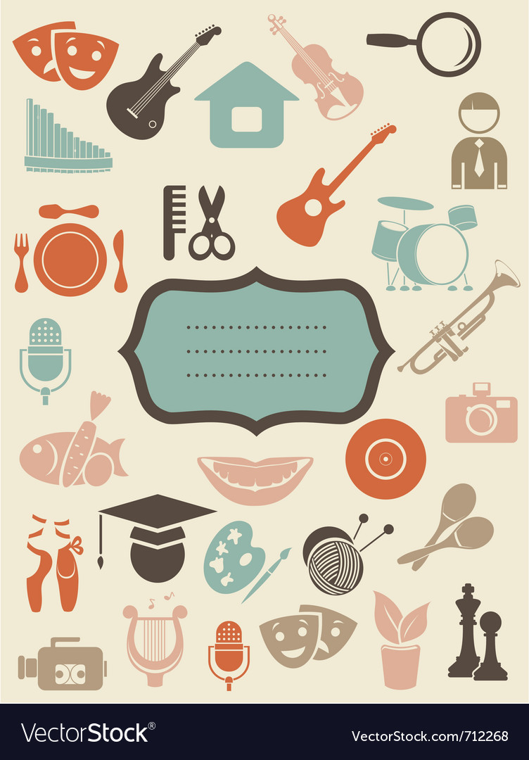 University poster vector | Price: 1 Credit (USD $1)