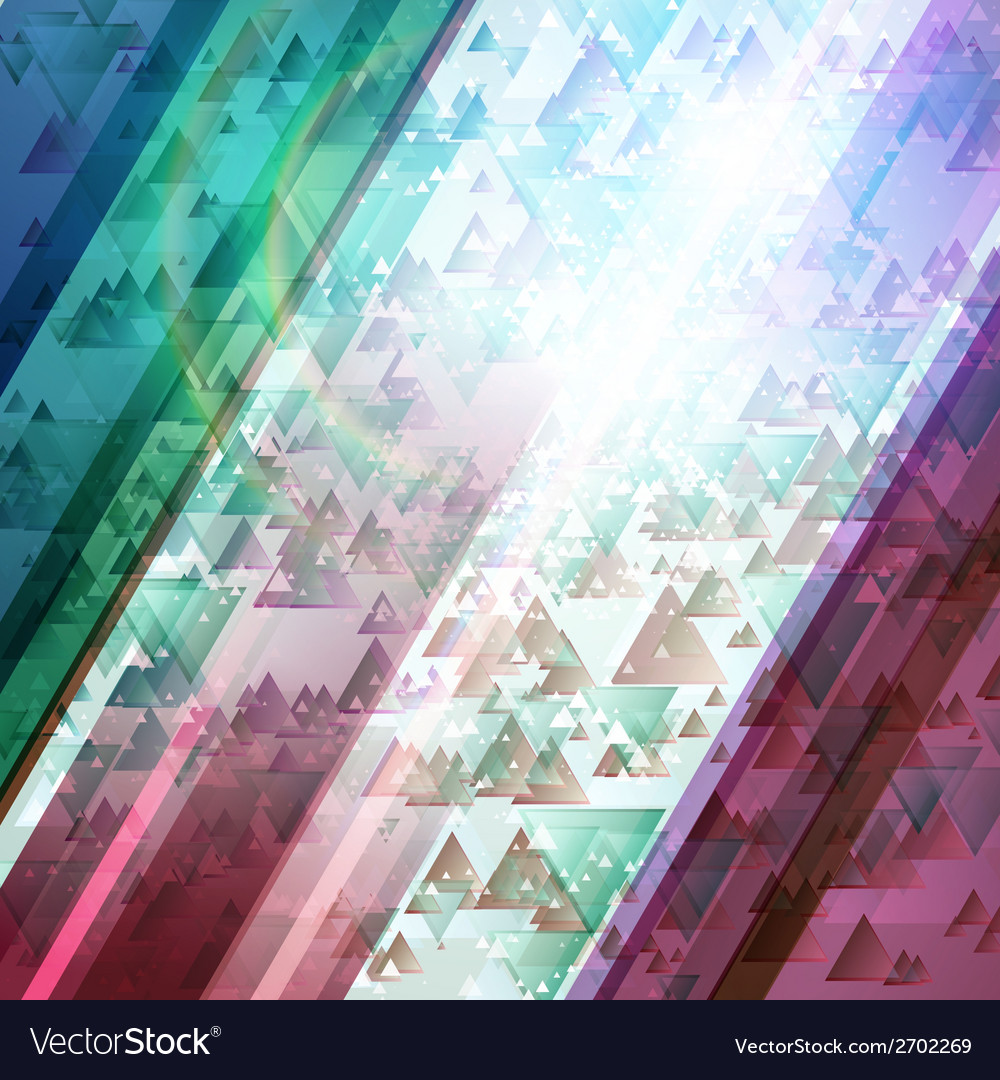 Abstract technology futuristic shiny lines backgro vector | Price: 1 Credit (USD $1)