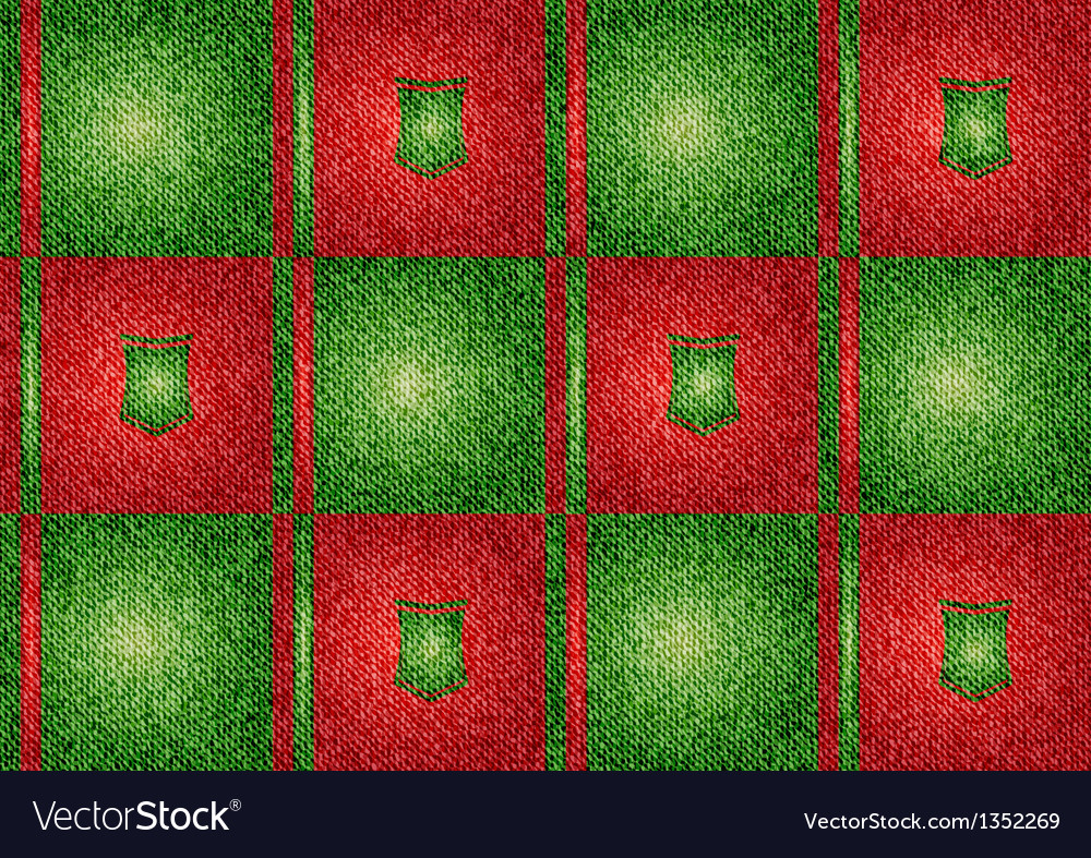 Texture grain green and red vector | Price: 1 Credit (USD $1)