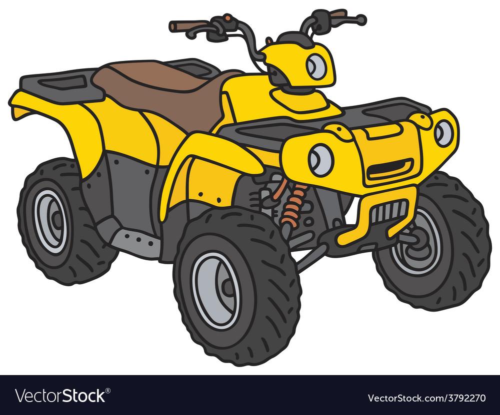 All terrain vehicle vector   Price: 1 Credit (USD $1)