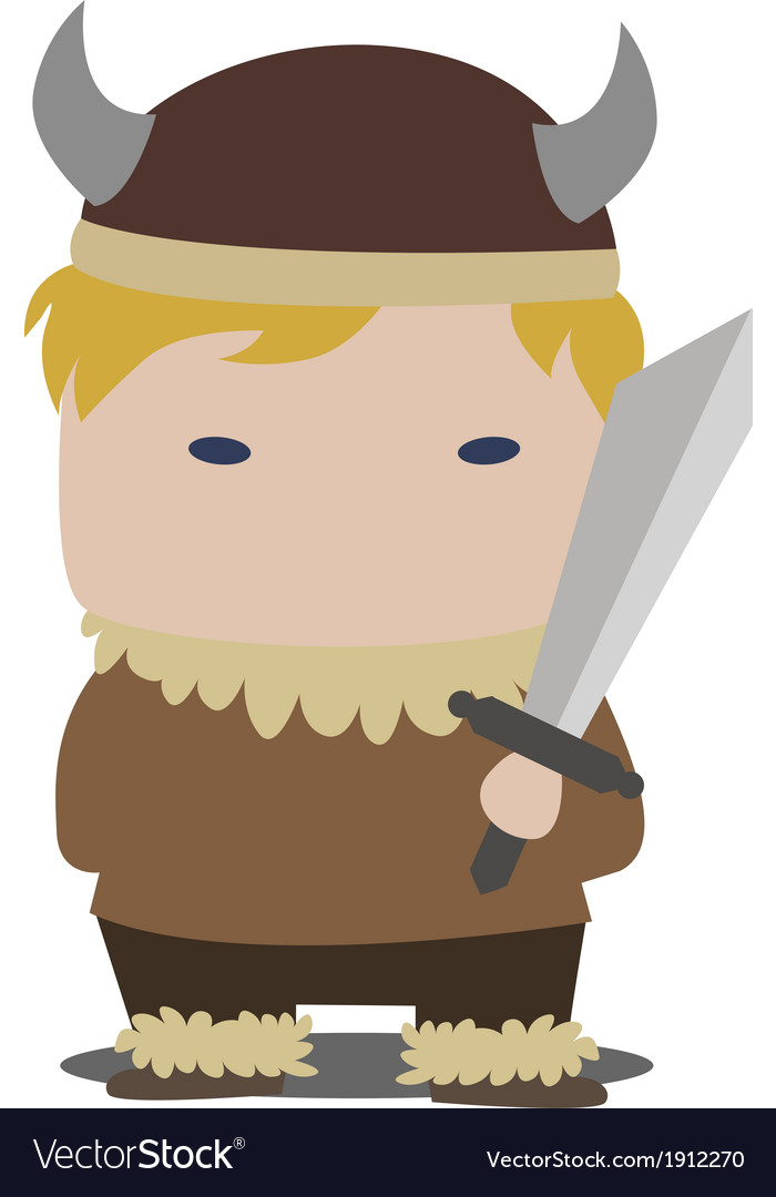 Viking vector | Price: 1 Credit (USD $1)