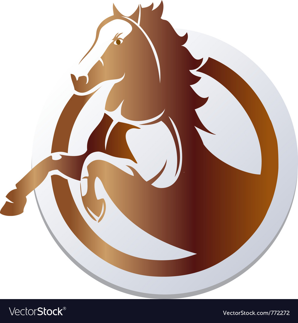 Horse icon vector | Price: 1 Credit (USD $1)